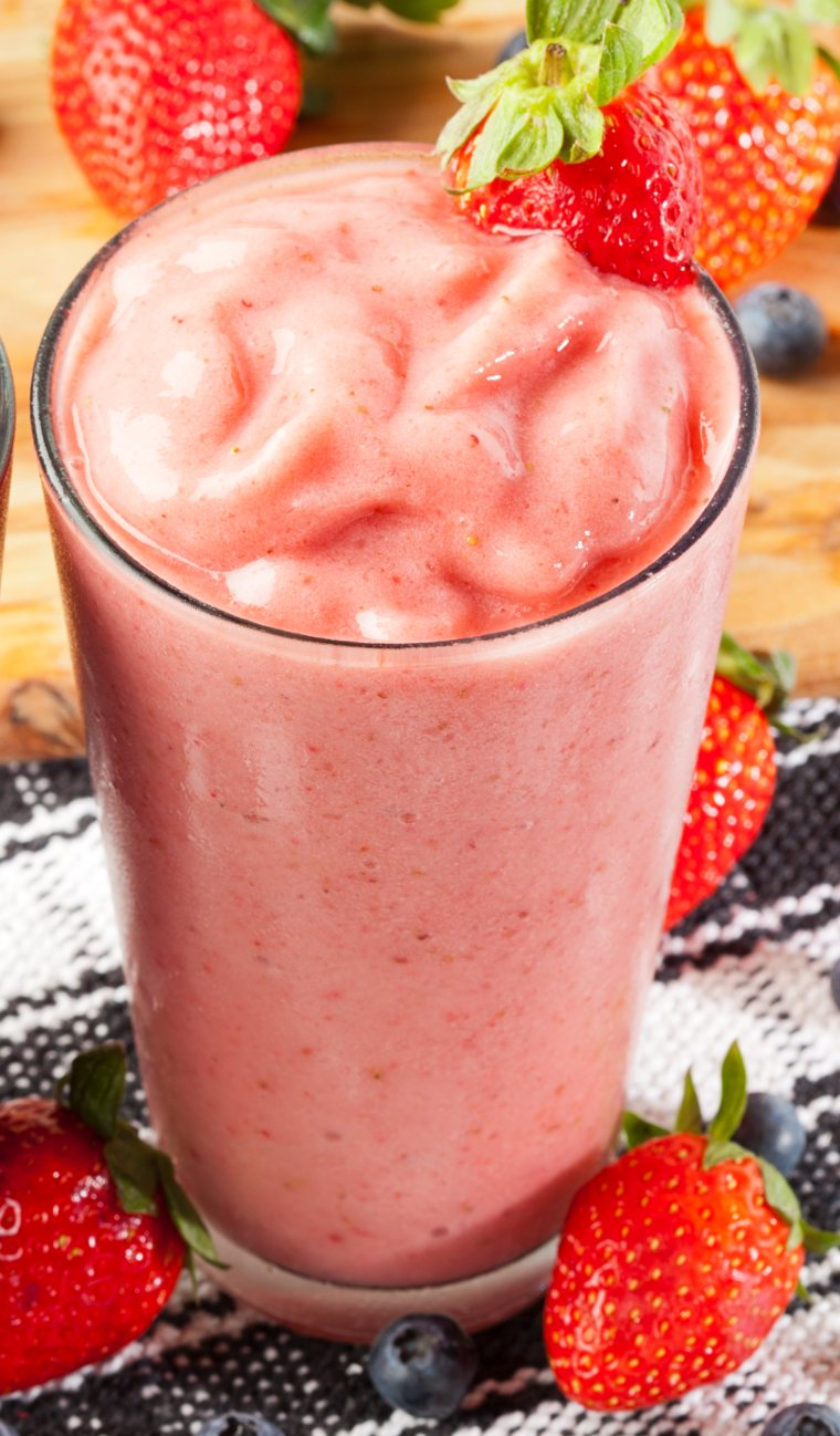strawberry smoothie keto diet
