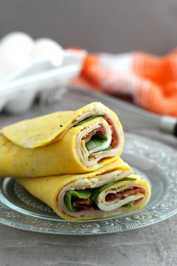 1. Turkey Egg Wrap