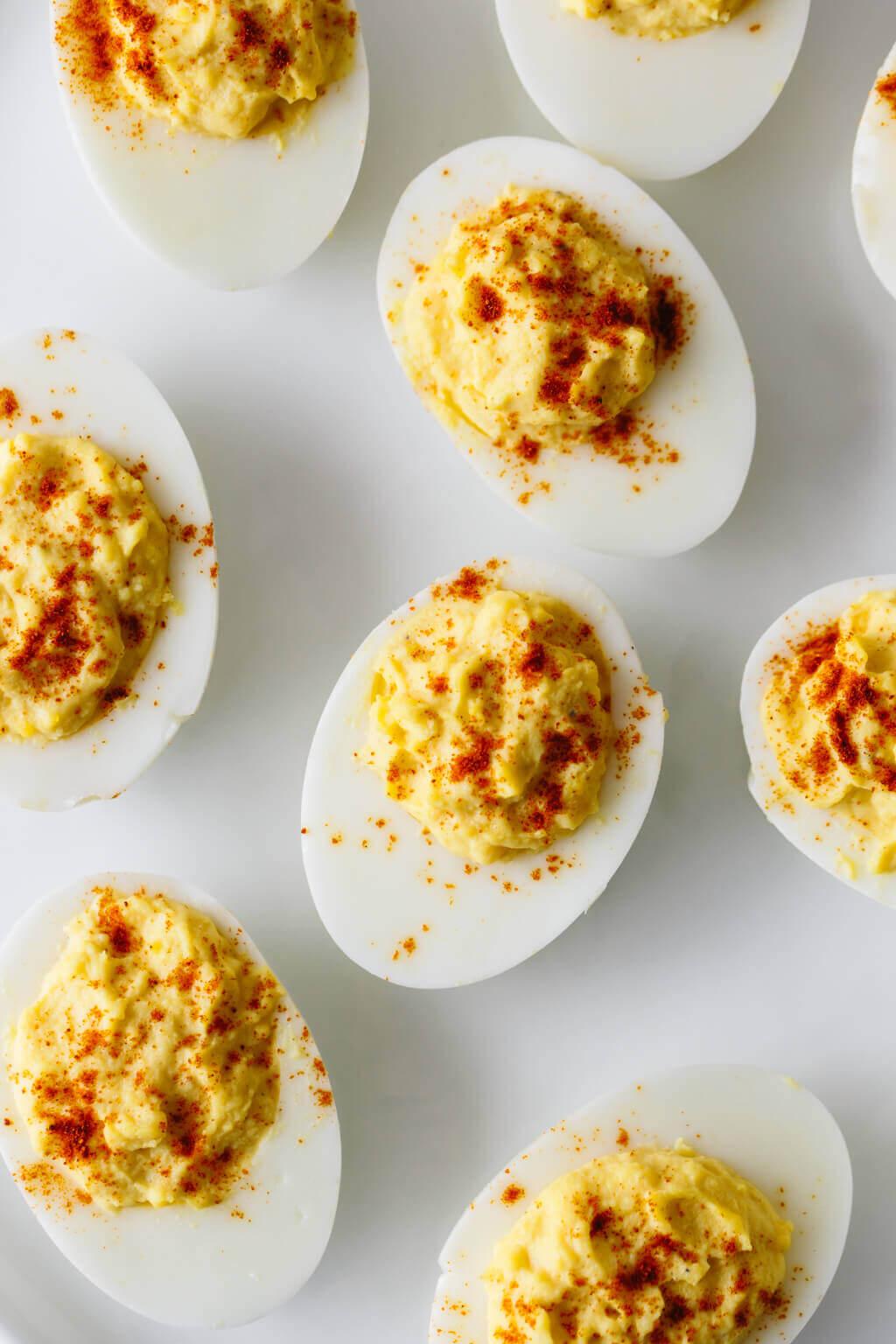 9. Deviled Eggs