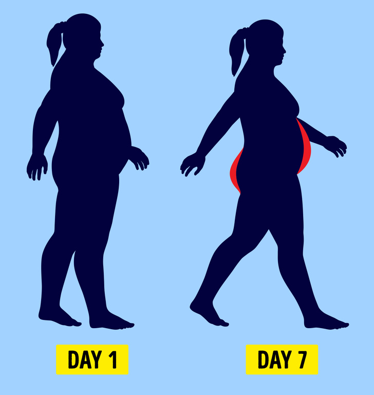 A 21-Day Walking Plan That Can Help You Kick the Excess Weight Out of Your Body